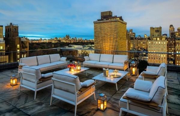 资讯生活坐拥纽约奢华夜景,满眼璀璨辉煌——The Mark马克酒店情人节专享礼遇