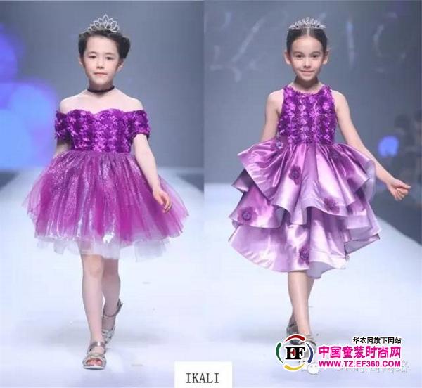 资讯生活上海时装周童装发布会公主的诱惑极致奢华